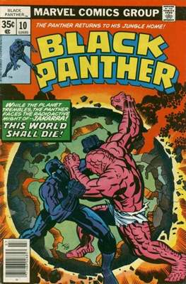 Black Panther (1977-1979) (Comic Book) #10