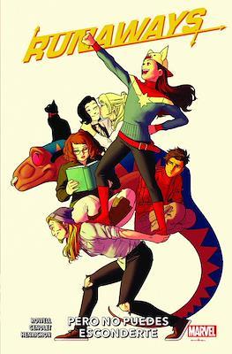 Runaways. 100% Marvel HC #4