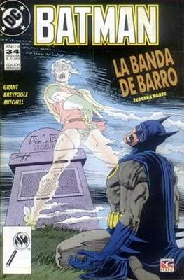 Batman (Grapa) #34