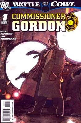 Battle for the Cowl: Commissioner Gordon (2009)