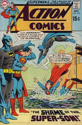 Action Comics Vol. 1 (1938-2011; 2016-) (Comic Book) #392