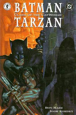 Batman / Tarzan: Claws of the Catwoman