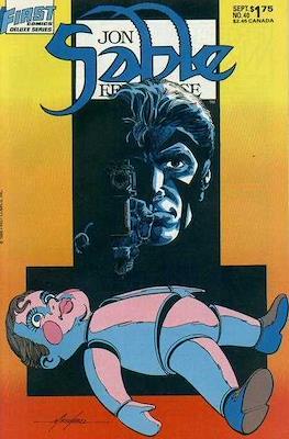 Jon Sable, Freelance #40
