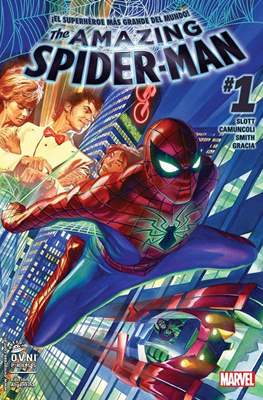 The Amazing Spider-Man Vol. 2 #1