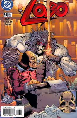 Lobo Vol. 2 (1993 - 1999 Grapa) #36