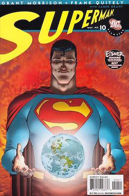 All Star Superman (Comic Book) #10