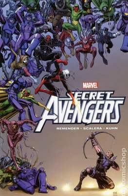 Secret Avengers Vol. 1 (2010-2013) (Hardcover) #7