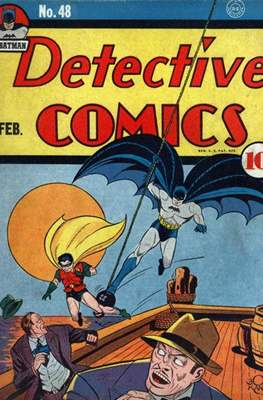 Detective Comics Vol. 1 (1937-2011; 2016-) (Comic Book) #48