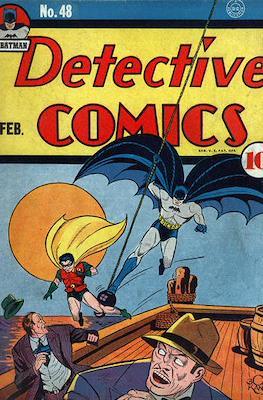 Detective Comics Vol. 1 (1937-2011; 2016-) #48