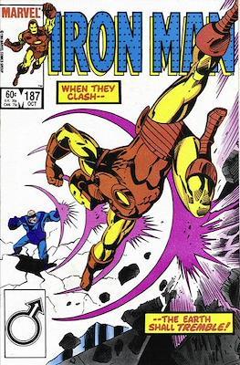 Iron Man Vol. 1 (1968-1996) (Comic book) #187
