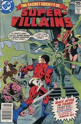 Secret Society of Super-Villains (Comic Book. 1976) #14