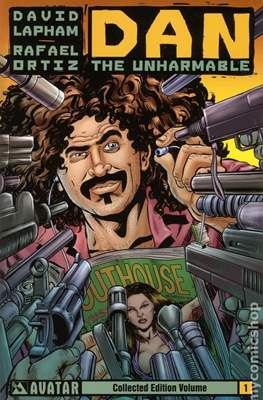 Dan The Unharmable (Softcover) #1