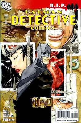 Detective Comics Vol. 1 (1937-2011; 2016-) (Comic Book) #848