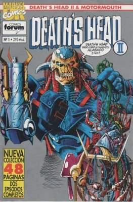 Death's Head II / Motormouth (1993-1994) (Grapa 48 pp) #1