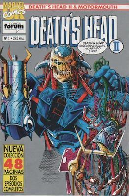 Death's Head II / Motormouth (1993-1994) (Grapa. 17x26. 48 páginas. Color.) #1