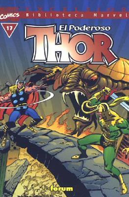 Biblioteca Marvel: El Poderoso Thor (2001-2004) (Rústica 160 pp) #17