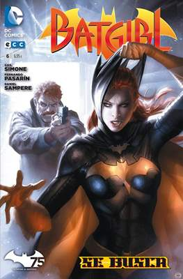 Batgirl. Nuevo Universo DC (2012-2015) (Rústica 96-144 pp) #6