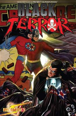 Black Terror (2008-2011) (Comic Book) #6