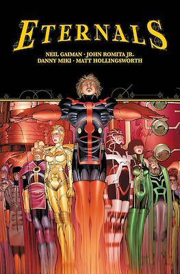 Eternals by Neil Gaiman & John Romita Jr