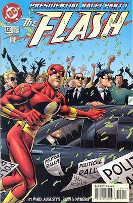 The Flash Vol. 2 (1987-2006) (Comic Book) #120