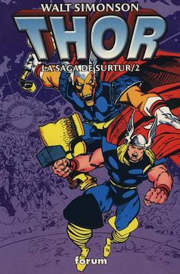 Thor: La saga de Surtur (1998) (Rústica 176-144 pp) #2