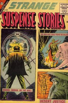 Strange Suspense Stories Vol. 2 #31