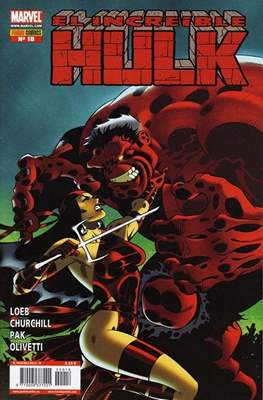 El Increíble Hulk (2008-2011) (Grapa, 24 páginas) #18