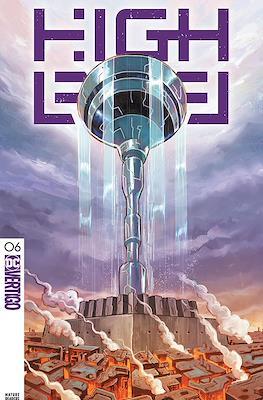 High Level (Comic book) #6