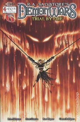 Demon Wars: Trial by Fire (2003) (Grapa) #4