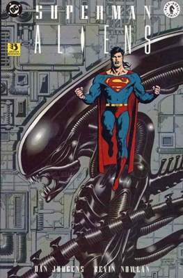 Superman / Aliens #1