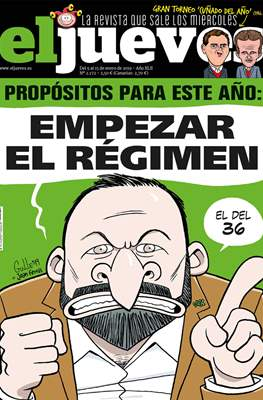 El Jueves (Revista) #2172