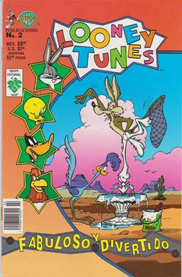 Looney Tunes (Grapa 32 pp) #2