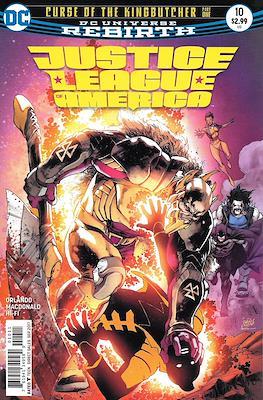 Justice League of America vol. 5 (2017-2018) (Grapa) #10
