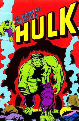 El Hombre Increíble - Hulk