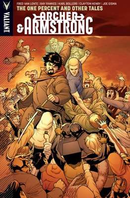 Archer & Armstrong (2012) (Softcover) #7