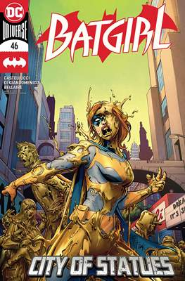 Batgirl Vol. 5 (2016-2020) (Comic Book) #46