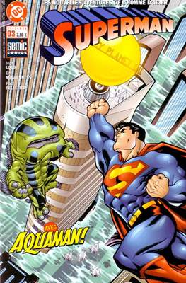 Superman (Agrafé. 64 pp) #3