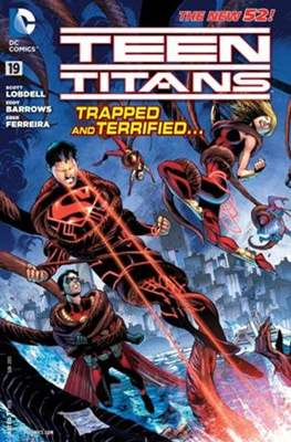 Teen Titans Vol. 4 (2011-2014) #19