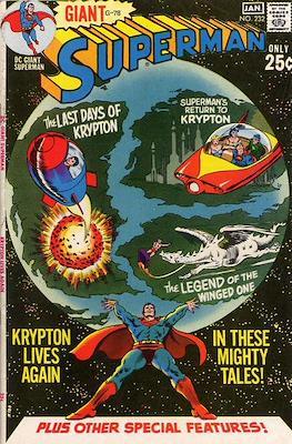 Superman Vol. 1 / Adventures of Superman Vol. 1 (1939-2011) (Comic Book) #232