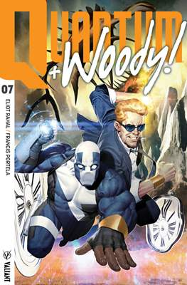 Quantum + Woody! (2017) (Comic-book) #7