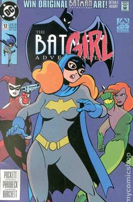 The Batman Adventures (Comic Book) #12