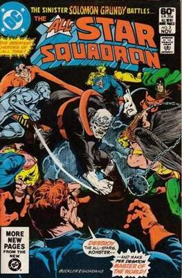All-Star Squadron Vol 1 #3