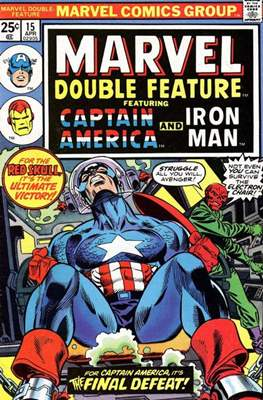 Marvel Double Feature Vol 1 (Grapa, 32 págs. (1973-1977)) #15