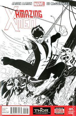 Amazing X-Men Vol. 2 (Variant Covers) #1.6