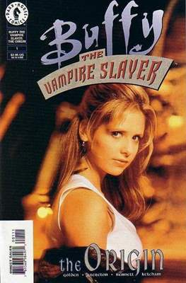 Buffy the Vampire Slayer: The Origin (Variant Cover)