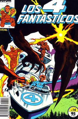 Los 4 Fantásticos Vol. 1 (1983-1994) (Grapa 36-32-24 pp) #14