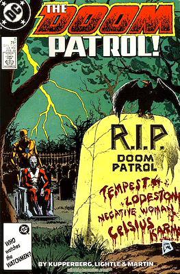Doom Patrol Vol. 2 (1987-1995) #5
