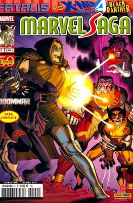 Marvel Saga Vol. 1 #9