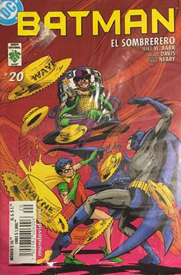 Batman (2002-2003) (Grapa) #20