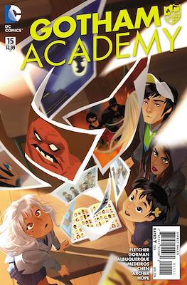 Gotham Academy (2014-2016) (Comic-Book) #15